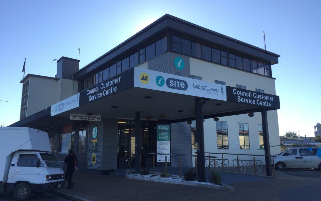 Hokitika i-SITE Visitor Information Centre